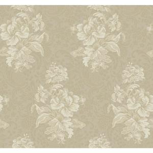 Damask Bouquet Wallpaper PL4627