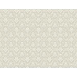 Framed Geo Damask Wallpaper PL4660