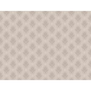 Framed Geo Damask Wallpaper PL4662