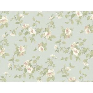 Southern Belle Floral Wallpaper PL4666