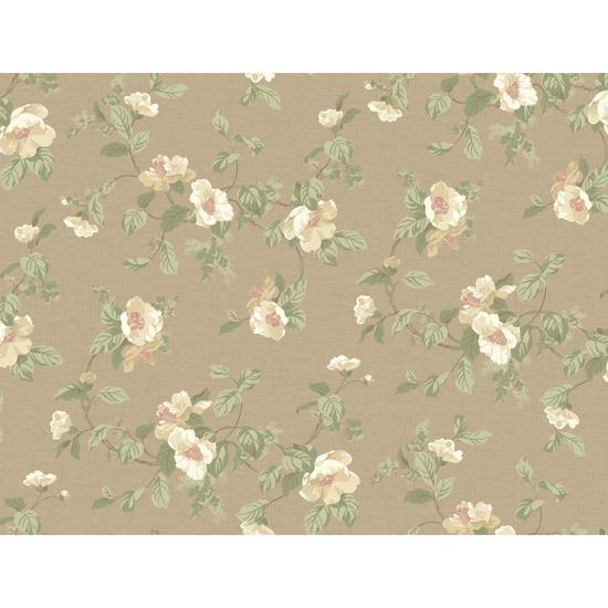 Southern Belle Floral Wallpaper PL4667