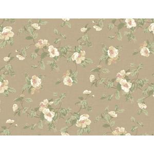 Southern Belle Floral Wallpaper PL4667