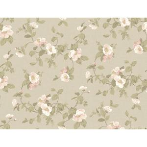 Southern Belle Floral Wallpaper PL4668