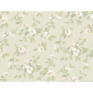 Southern Belle Floral Wallpaper PL4670
