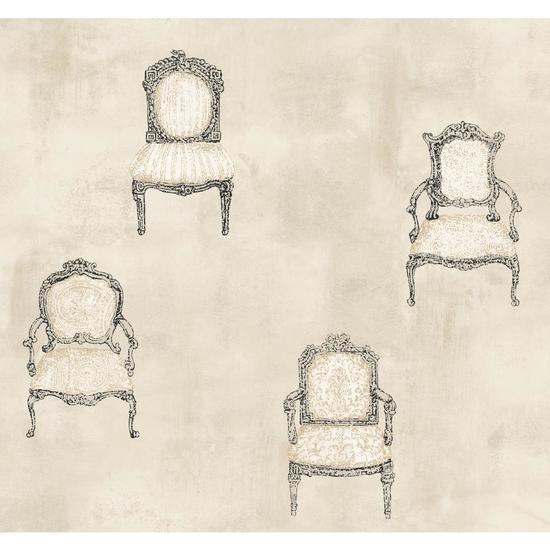 Be Seated Wallpaper EK4158