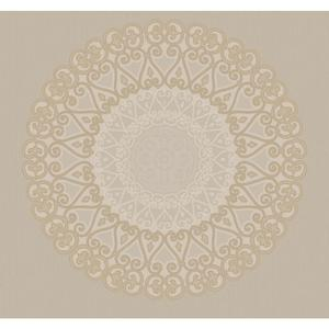 Grand Medallion Wallpaper EK4209