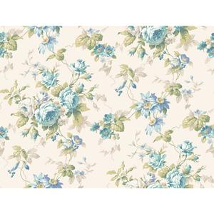 Rose Floral Trail Wallpaper CT0801