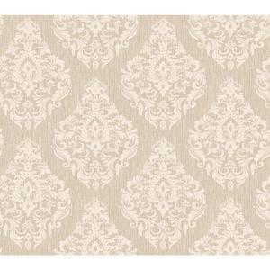 Damask Spot Texture Wallpaper CT0820