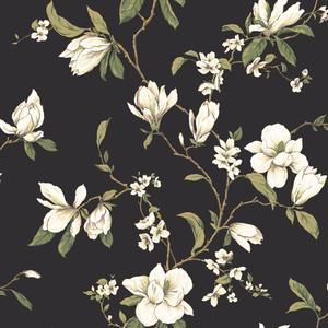 Magnolia Branch Wallpaper CT0828