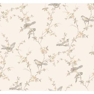 Floral Branches W/Bi Wallpaper CT0865