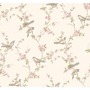 Floral Branches W/Bi Wallpaper CT0866