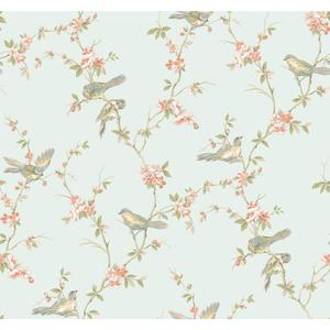 Floral Branches W/Bi Wallpaper CT0867