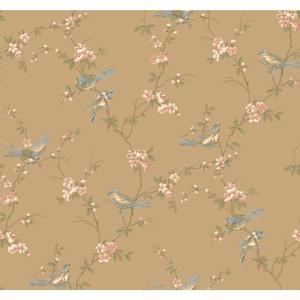 Floral Branches W/Bi Wallpaper CT0869