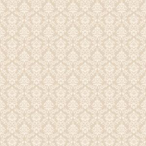 Flowred Damask Wallpaper CT0874