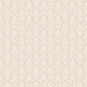 Flowred Damask Wallpaper CT0875