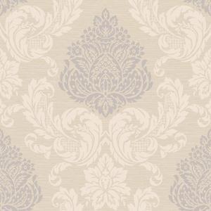 Silky Damask Wallpaper CT0888