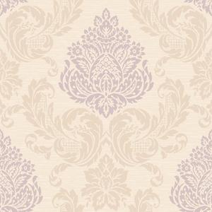 Silky Damask Wallpaper CT0889