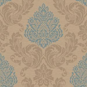 Silky Damask Wallpaper CT0892