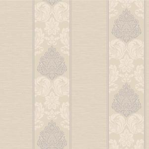 Silky Damask Stripe Wallpaper CT0896