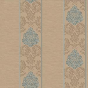 Silky Damask Stripe Wallpaper CT0900