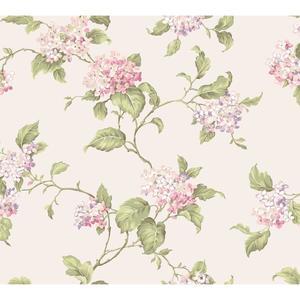 Hydrangia Sidewall Wallpaper CT0904