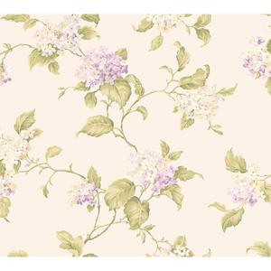 Hydrangia Sidewall Wallpaper CT0905