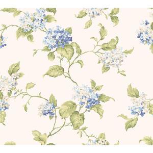 Hydrangia Sidewall Wallpaper CT0907