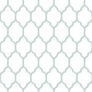 Moroccan Trellis Wallpaper BA4508