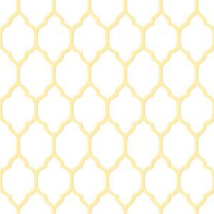 Moroccan Trellis Wallpaper BA4509