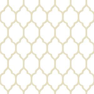 Moroccan Trellis Wallpaper BA4511