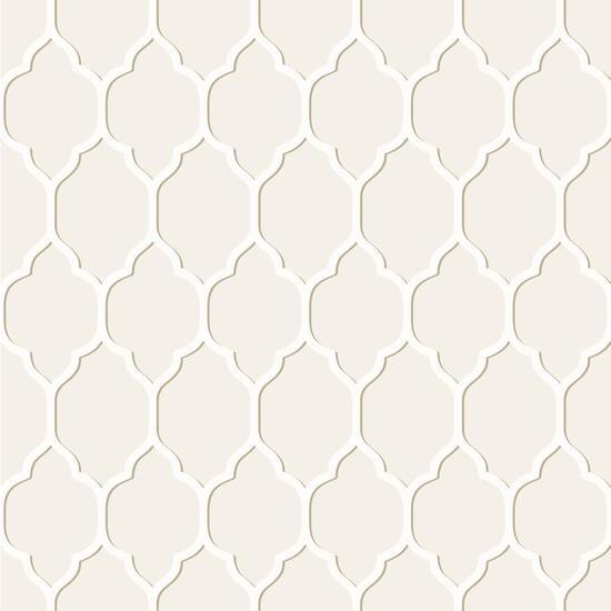Moroccan Trellis Wallpaper BA4512
