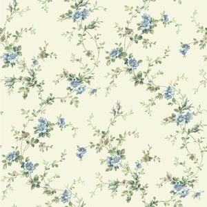 Floral Trail Wallpaper BA4519