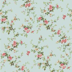 Floral Trail Wallpaper BA4520