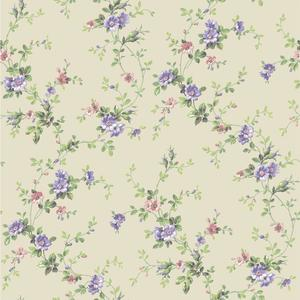 Floral Trail Wallpaper BA4521