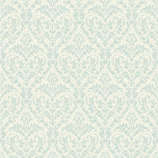 Elegant Damask Wallpaper BA4532