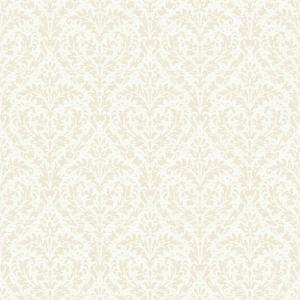 Elegant Damask Wallpaper BA4533