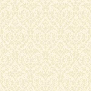 Elegant Damask Wallpaper BA4534
