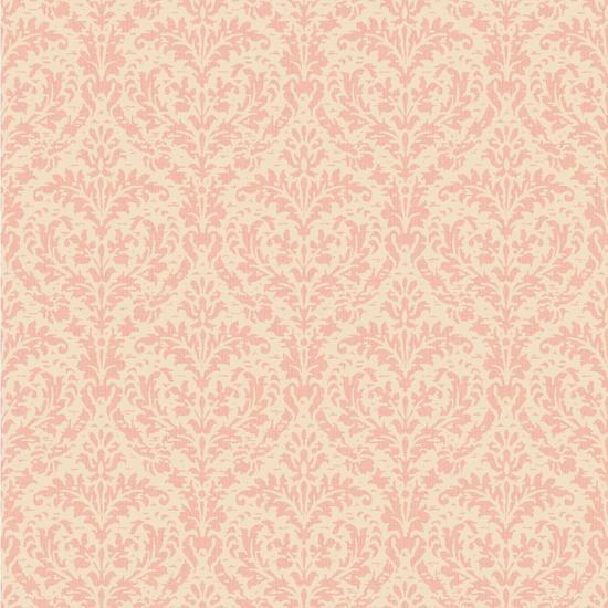 Elegant Damask Wallpaper BA4535