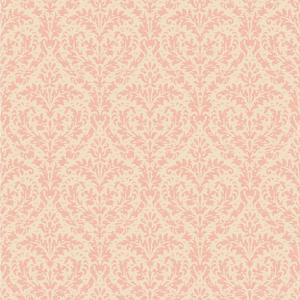 Elegant Damask Wallpaper BA4535