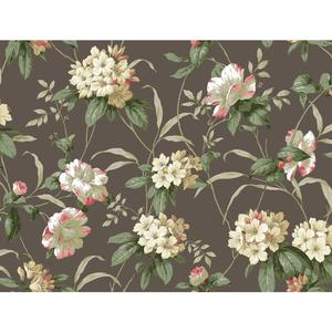 Rhododendron Floral Wallpaper BA4544