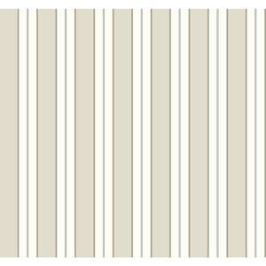 Tailored Stripe Wallpaper BA4557