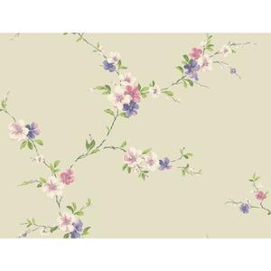 Blossom Trail Wallpaper BA4562