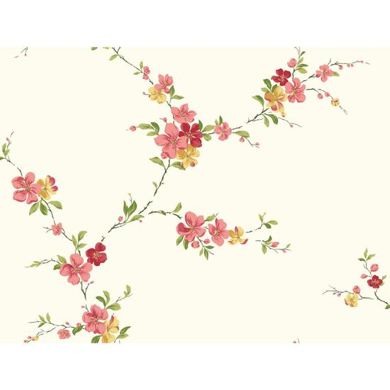 Blossom Trail Wallpaper BA4563