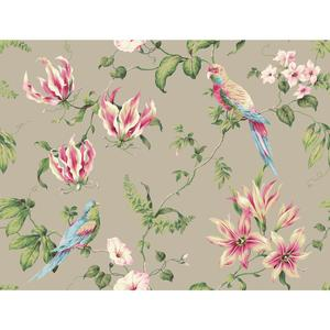 Tropical Floral Wallpaper BA4575