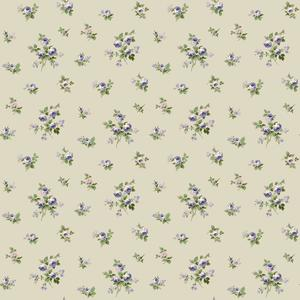Mini Rose Toss Wallpaper BA4581