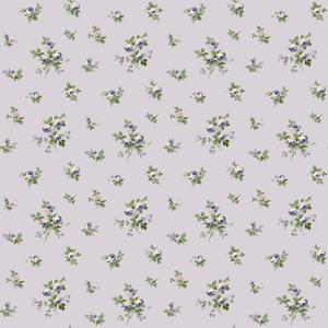 Mini Rose Toss Wallpaper BA4582