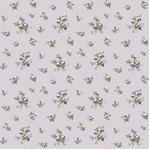 Mini Rose Toss Wallpaper BA4582