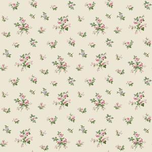 Mini Rose Toss Wallpaper BA4583