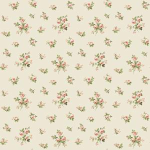Mini Rose Toss Wallpaper BA4584