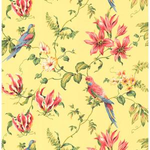 Tropical Floral Wallpaper CJ2800